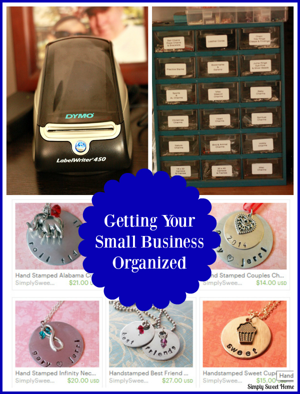 Getting Your Small Business Organized
