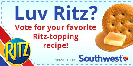 Ritz Contest Graphic