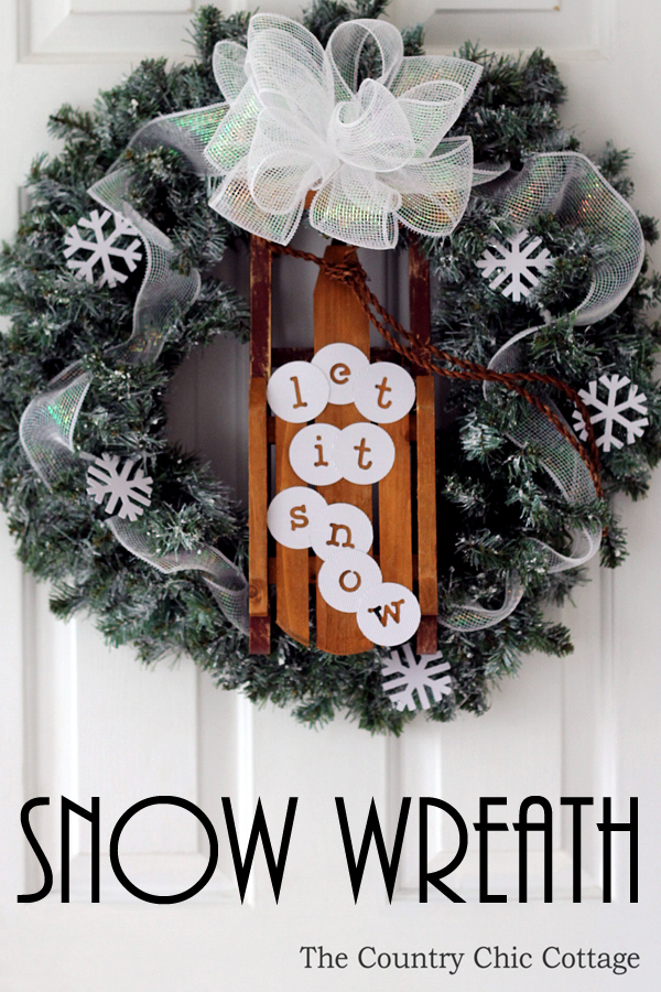 Snow Wreath