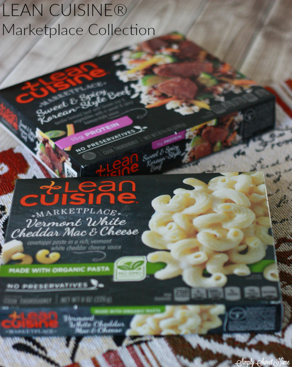 Lean Cuisine Marketplace Collection
