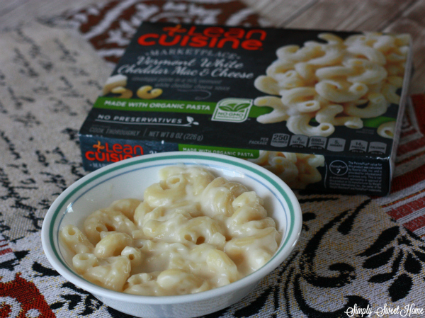 Lean Cuisine Vermont Mac and Cheese
