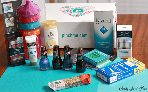 PinchMe Sample Box