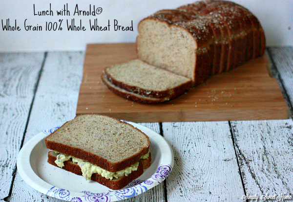 Lunch with Arnold Bread