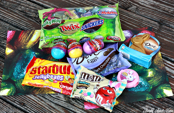 Mars Easter Candies