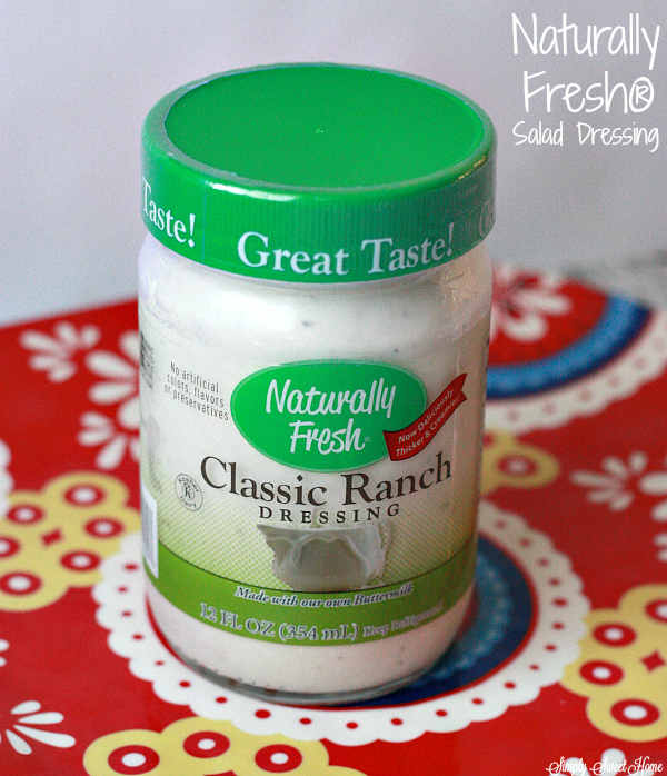 Naturally Fresh Ranch Dressing