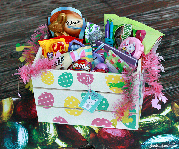 Teacher Easter Basket