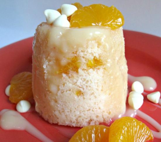 321 Mandarin Orange Cake