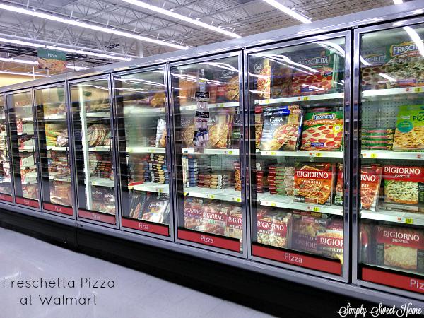 Freschetta Pizza Walmart
