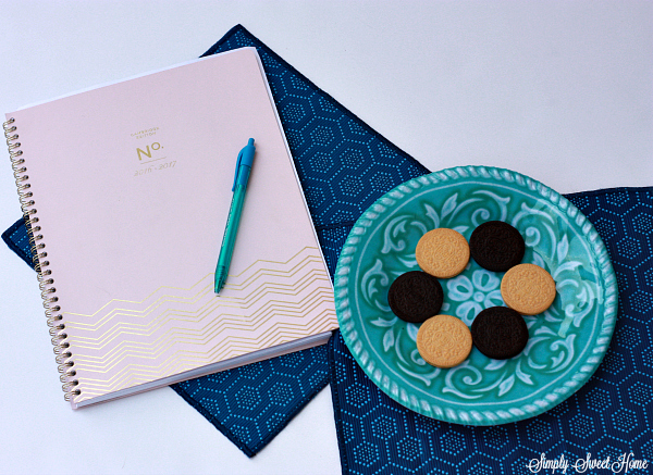 Journaling with Cookies