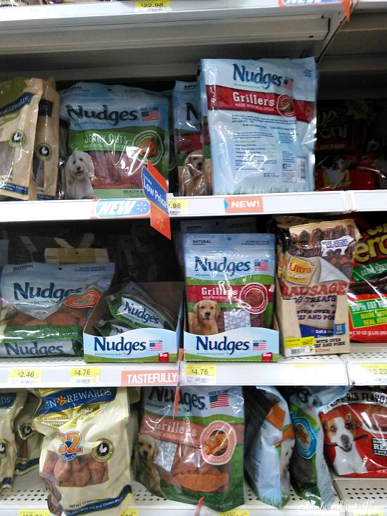 Nudges on Shelf
