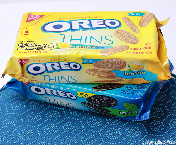 OREO THINS Package