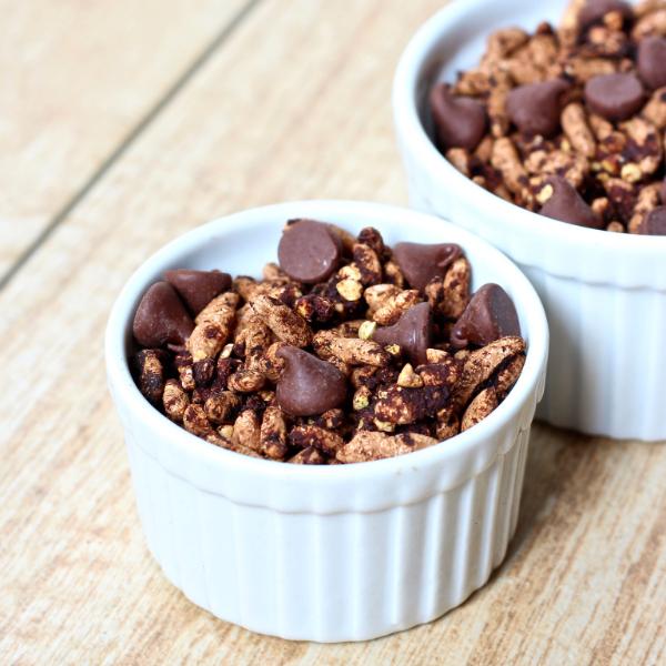 Copycat Cocoa Krispies Vegan Gluten Free