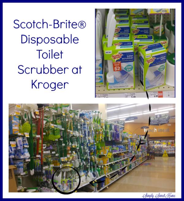 Scotch-Brite at Kroger