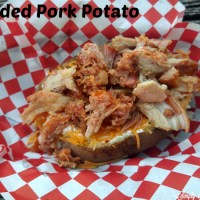 Loaded Pork Potatoes and Smithfield® Marinated Fresh Pork