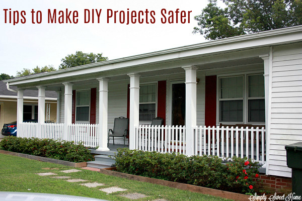 Tips to make diy projects safer