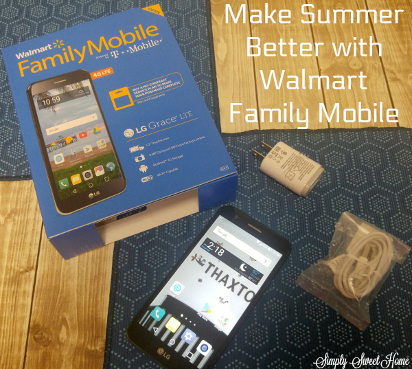 Walmart Family Mobile Phone