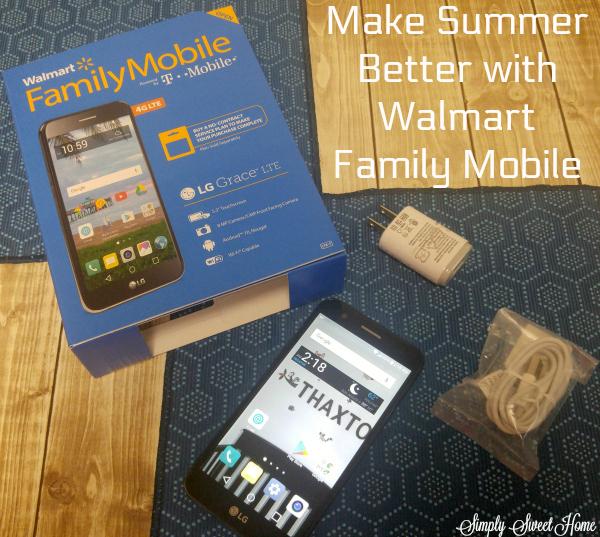 Walmart Family Mobile Phone