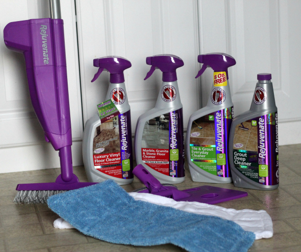 Cleaning Up With Rejuvenate 174 Click N Clean Multi Surface
