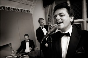 Rat Pack Wedding Singer