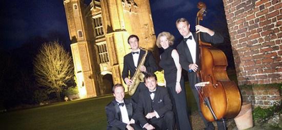 Quintet at night, Leez Priory