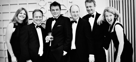 Top Swing Band at Waldorf Hotel