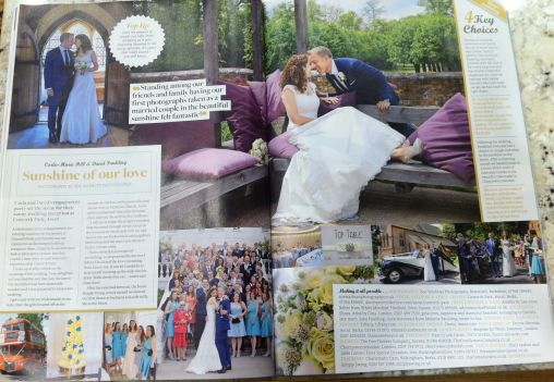 Bride Magazine Wedding Feature
