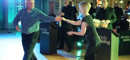 Public Dances - Simply Swing Band