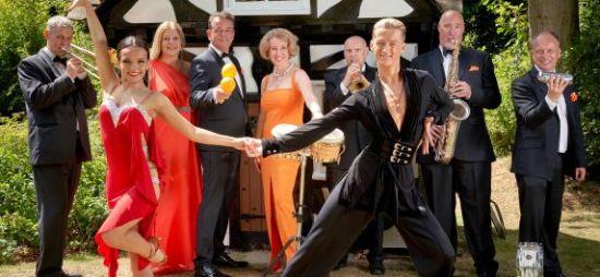 Simply Swing Ballroom & Latin Band