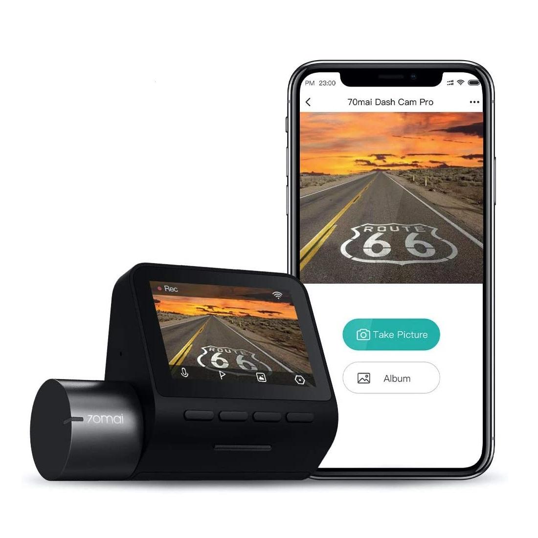 Dash Cam Pro Plus 70mai Dash Cameras Sri Lanka