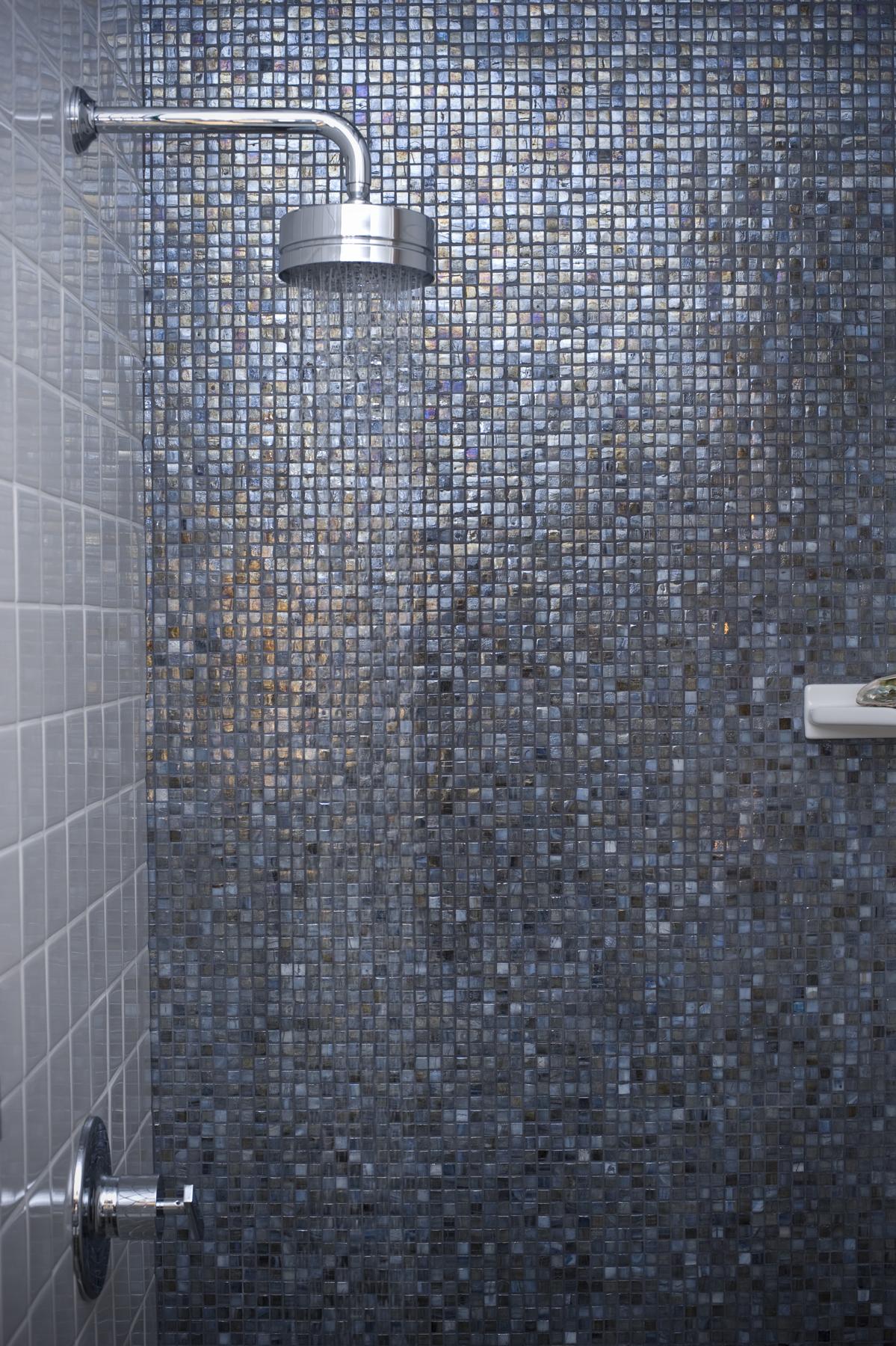 Vihara Glass Tiles Shower