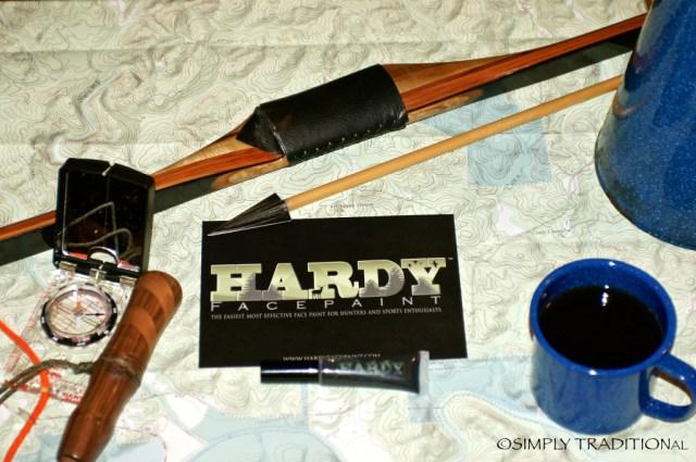 Hardy Face Paint