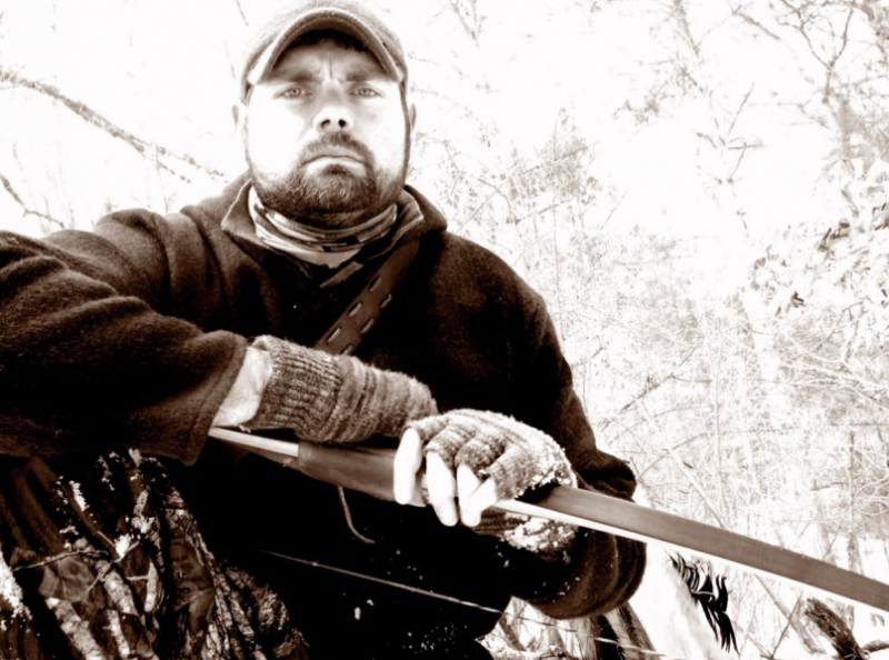 The author remembers his very first hunt in the Michigan woods.
