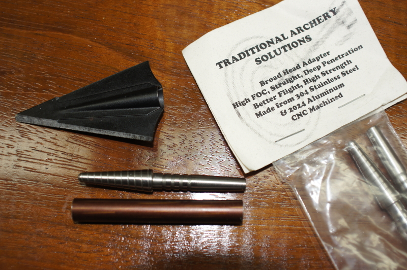 Traditional Archery Solutions Adapters