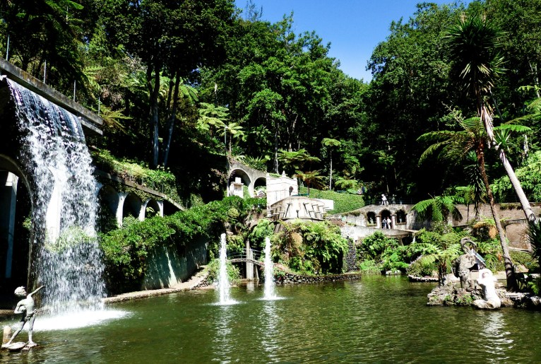 Jardin Tropical, Funchal, Madere