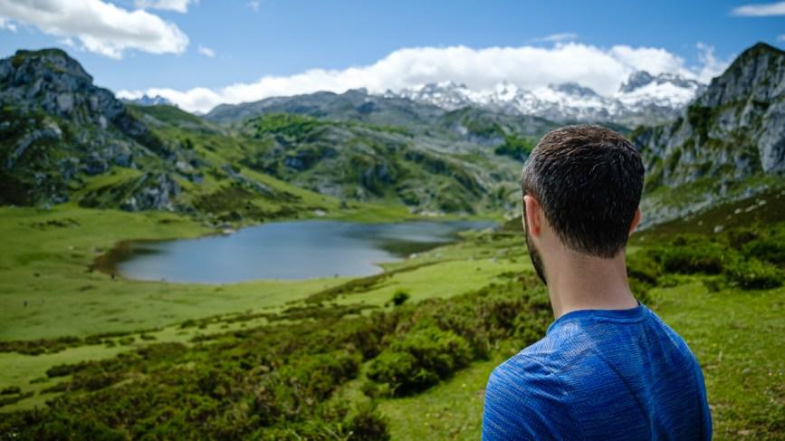 Lago Ercina, Lagos de Covadonga