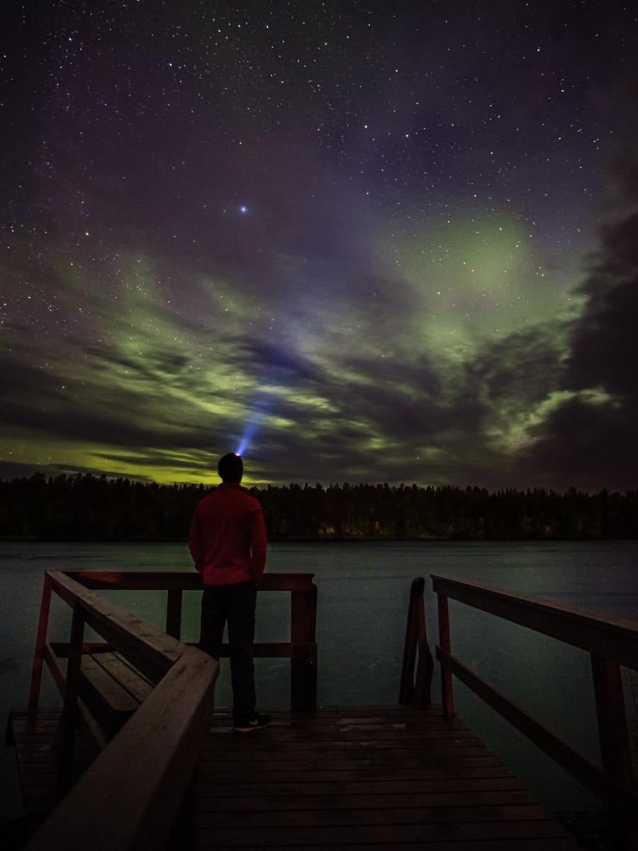 Muonio, Laponie, Finlande