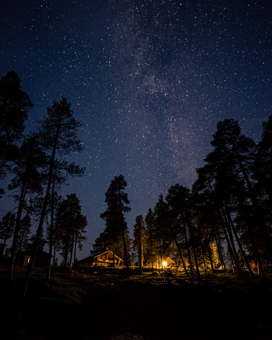 Nellim, Laponie, Finlande