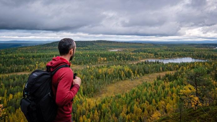 Ruka, Laponie, Finlande
