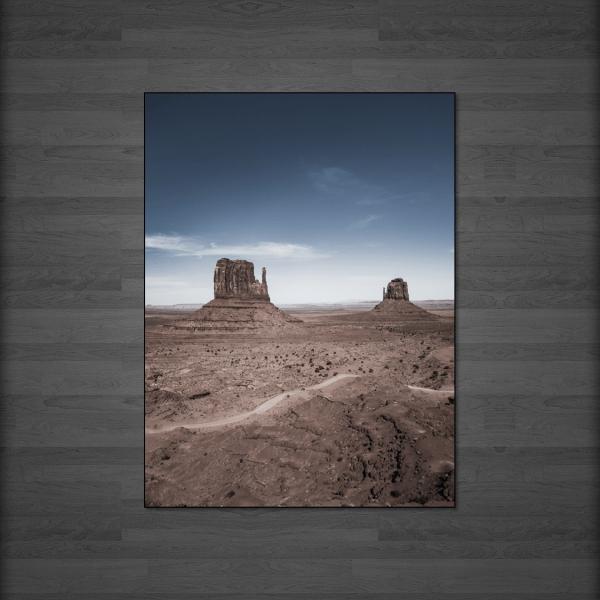 Monument Valley, États-Unis - Alu-Dibond