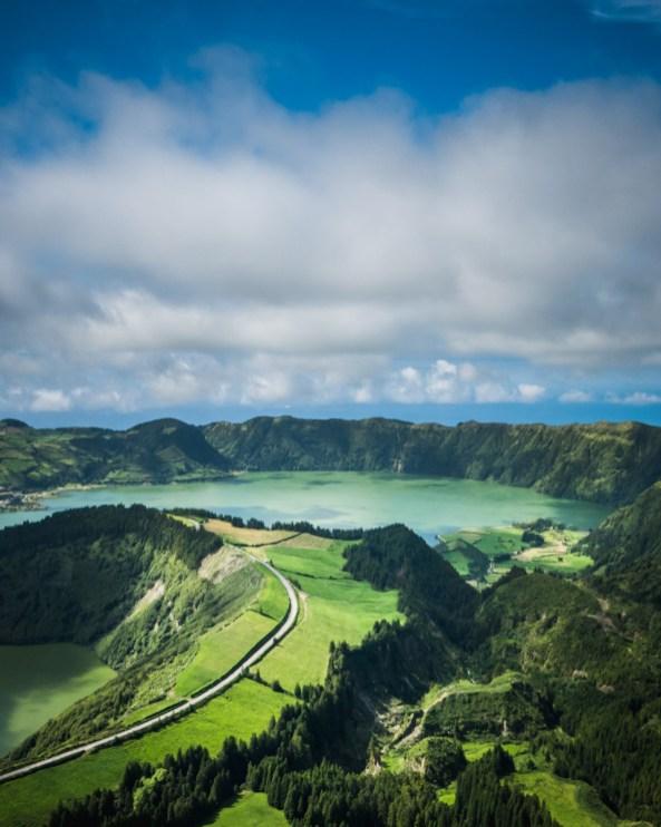 Sao Miguel, l'île verte et volcanique