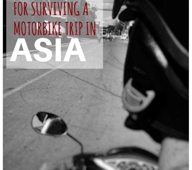 10 Tips to Survive Motorbike Trip
