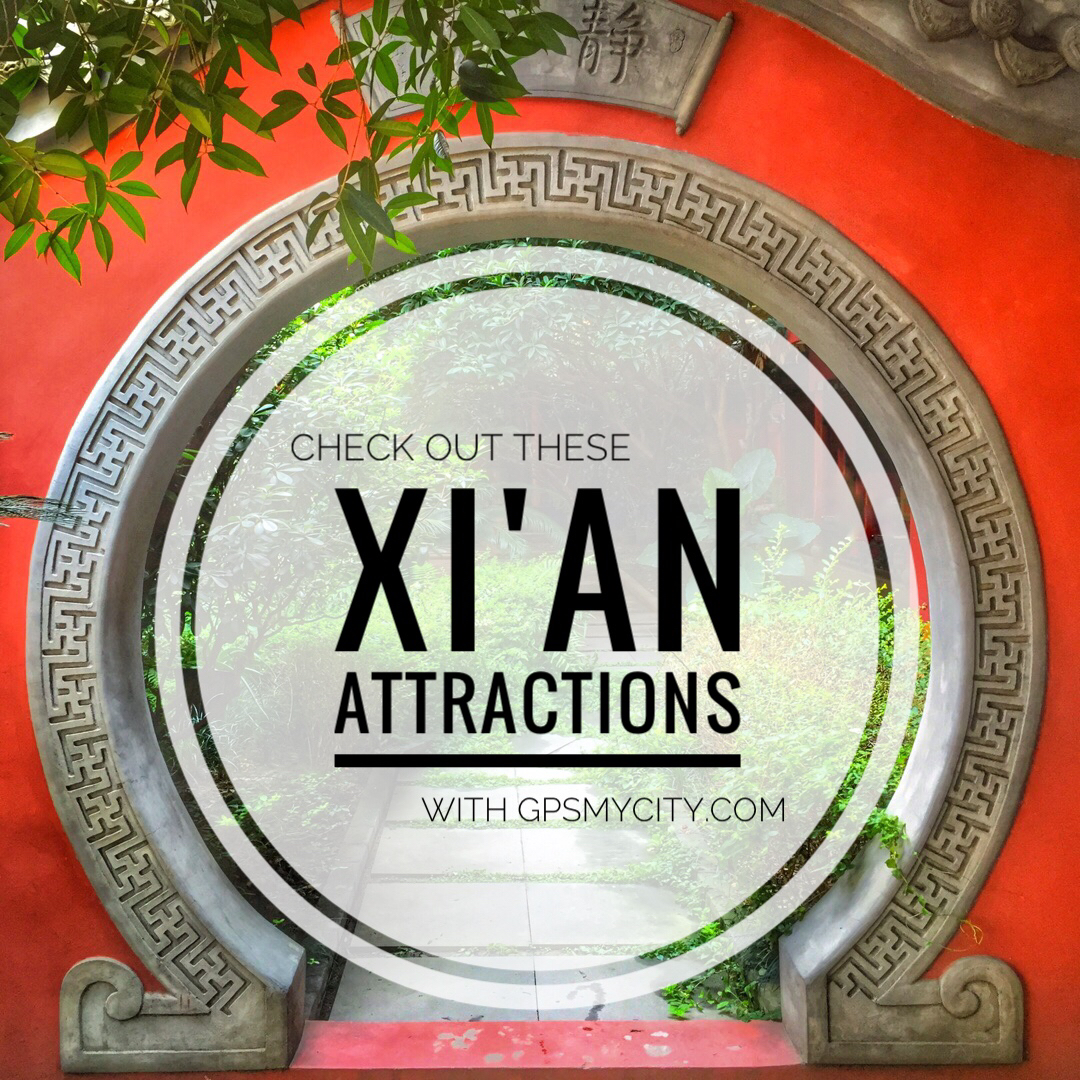 Xi an attractions