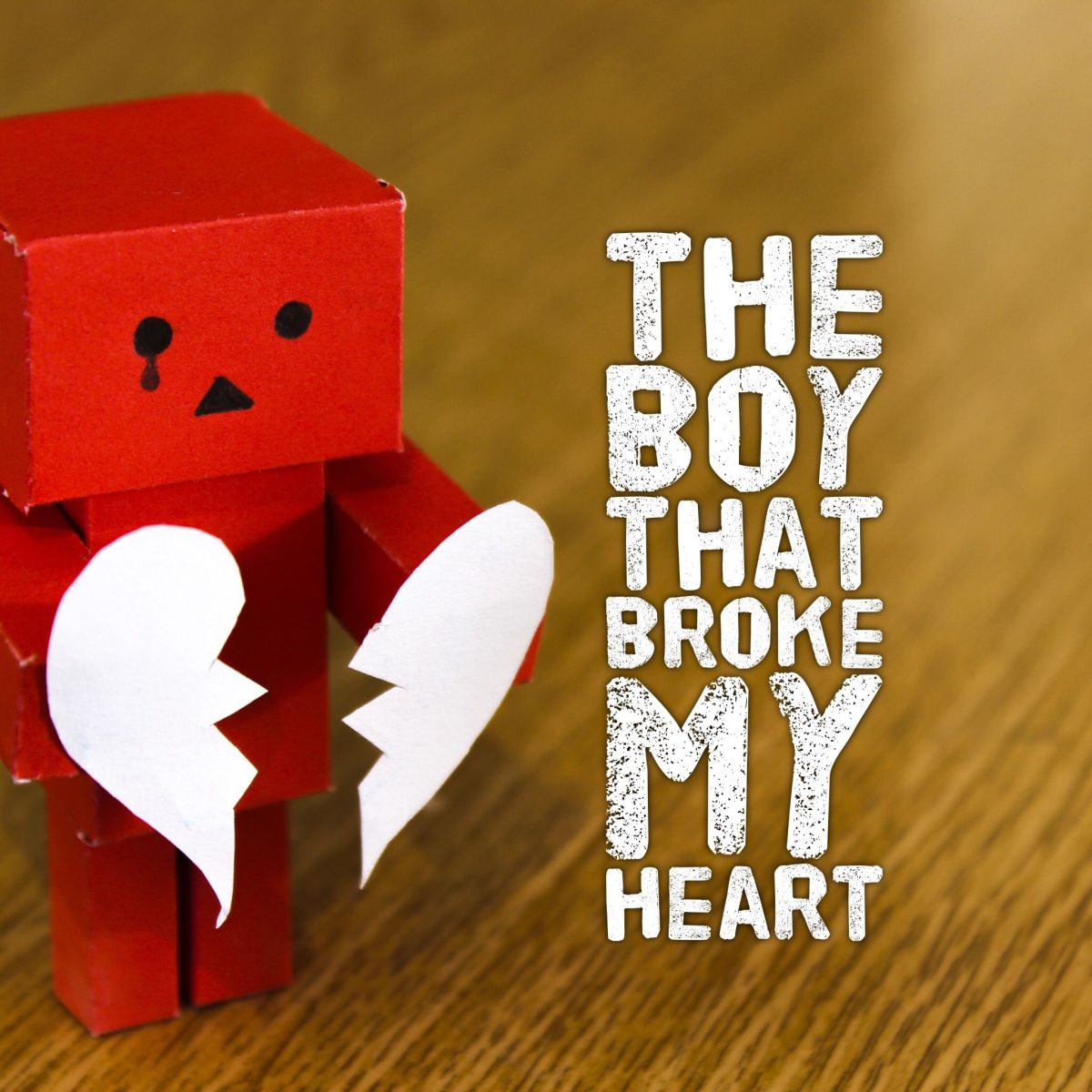 The Boy that broke my heart