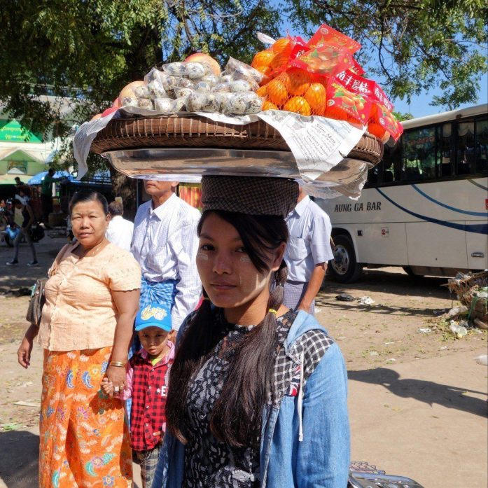 Enjoy interacting with the locals! The Best Myanmar