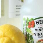 Other handy uses for Vinegar