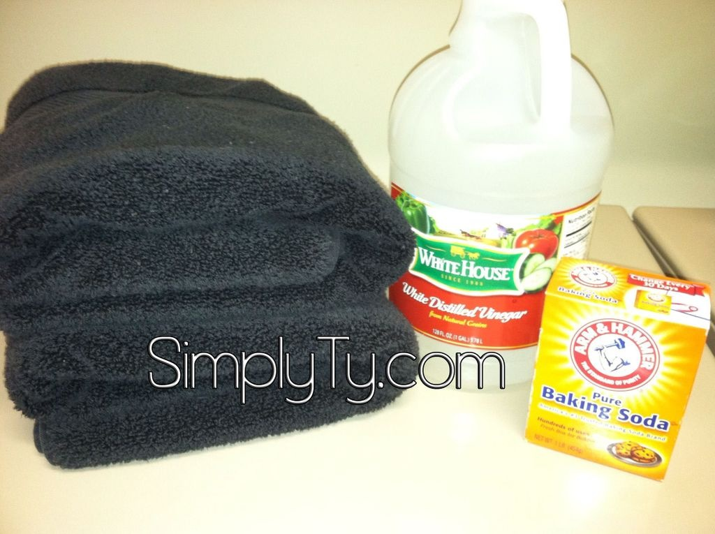 Remove Odor From Towels