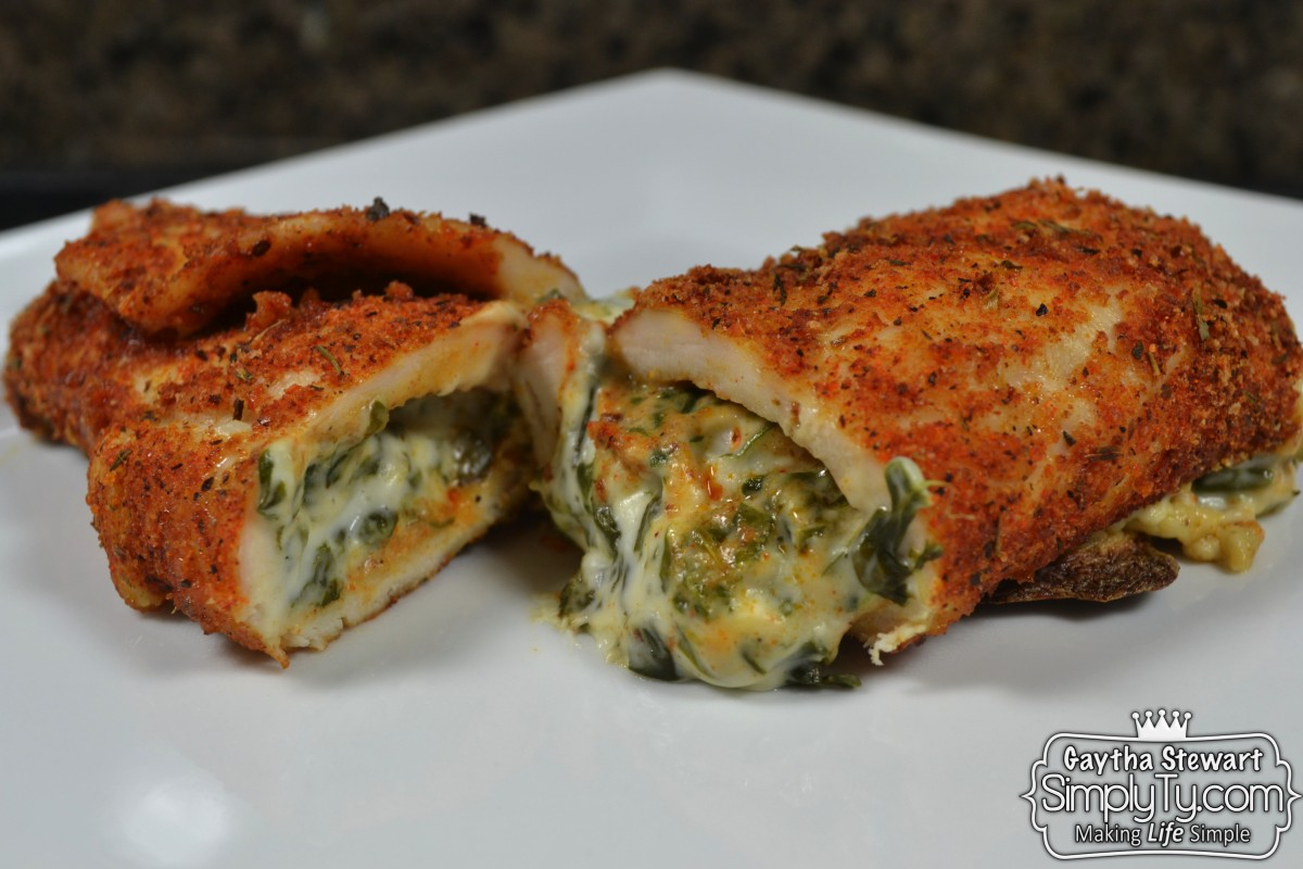Stuffed Chicken24