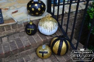 GlitteredPaintedPumpkins15