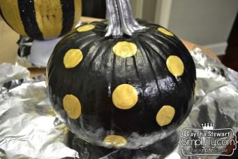 GlitteredPaintedPumpkins9
