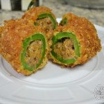 Taco Stuffed Jalapeño Poppers